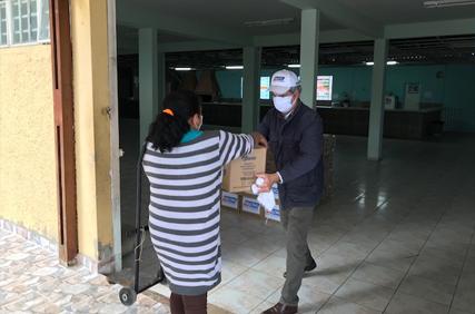 Responsabilidade Social – ação em conjunto com a Paróquia Santo Antônio do Bairro Batistini